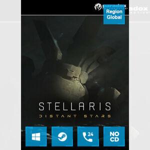 Stellaris Distant Stars Story Pack DLC for PC Game Steam Key Region Free