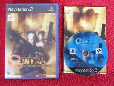 CONTRA SHATTERED SOLDIER - PlayStation 2 PS2 ~PAL~15+ Action/Shooter Game
