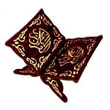 Quran Koranständer Koranhalter Heiliges Buch Holz Rehal Rihal Rahle Allah orient