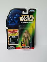 Star Wars Power of the Force POTF Freeze Frame - HAN SOLO FACTORY SEALED MOC