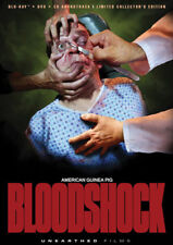 American Guinea Pig: Bloodshock [New Blu-ray] With CD, With DVD