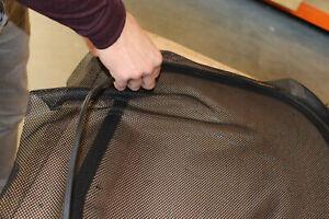 Ferrari California wind deflector do it yourself repair kit fabric + manual