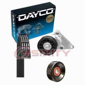 Dayco Main Drive Serpentine Belt Drive Component Kit for 1999-2006 Chevrolet rv