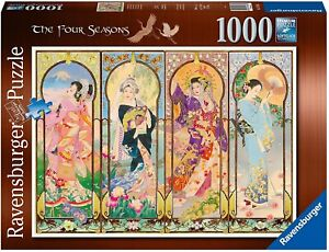 Jigsaw Puzzle - THE FOUR SEASONS - 1000 Pieces