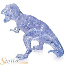 3D Crystal T-Rex Puzzle 49 Piece Tyrannosaurs Rex Dinosaur Jigsaw