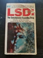 LSD: The Consciousness-Expanding Drug - David Solomon, Timothy Leary Psychedelic