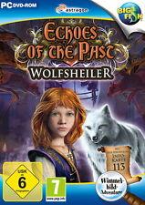 Echoes Of The Past: Wolfsheiler (PC, 2015, DVD-Box) Big Fish Wimmelbild Spiel