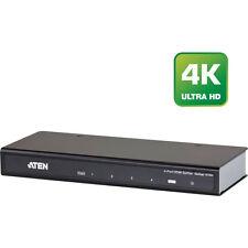 Aten VS184A Audi/Video Splitter HDMI, 4 porte, Ultra HD 4K2K