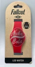 Fallout Game Vault Boy Nuka Cola LED Silicone Watch For Teens/Adults