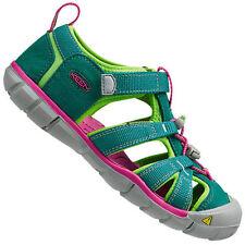 32 Scarpe sandali verde per bambine dai 2 ai 16 anni