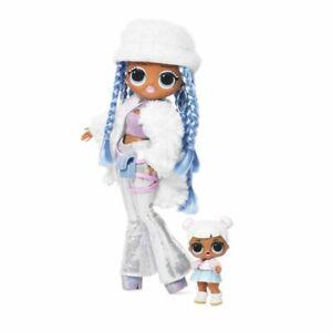 L.O.L. Surprise! 561828 Winter Disco Snowlicious Fashion Doll & Sister