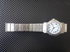 Cartier Santos Octagon Watch Mens
