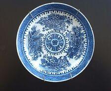 China Porzellan Teller chinese porcelain saucer buddist symbols Jiaqing 18thC