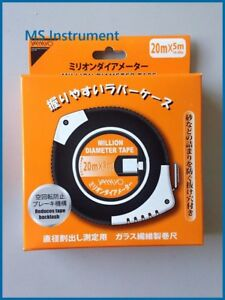 Yamayo Million Diameter Tape 20m x 5m - Australian Stock