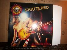 Guns N' Roses Shattered Illusion Outtakes Mint Con.Record LP Album Vinyl (9)