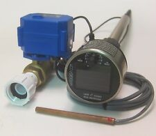 Automatic Watering Timer Controller Rain Barrels Gravity & Soil Moisture Sensor