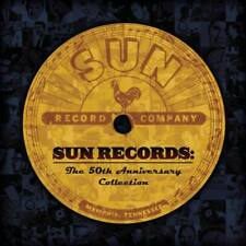 SUN RECORDS The 50th Anniversary Collection 2CD Elvis Presley Johnny Cash * NEW