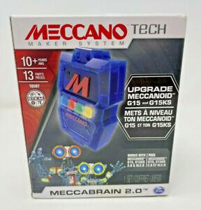 Meccano Tech Maker System Meccabrain 2.0 Robot Part Meccanoid G15 G15KS XL2.0