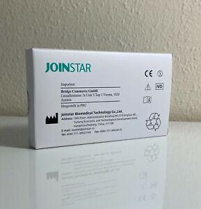 10 Stück Corona Antigen Schnelltest Spucktest JOINSTAR für Laien Laientest
