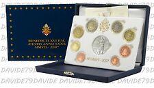 SERIE MONETE EURO DIVISIONALE 2007 CITTà DEL VATICANO  _ PROOF