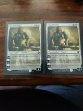 2x Elspeth Tirel-  MTG Scars of Mirrodin Moderate Play MP