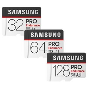 Samsung Pro Endurance 32GB 64GB 128GB microSDHC microSDXC TF Memory Card Class10