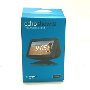 Amazon Echo Show 5 Stand Adjustable Tilting Magnetic, Black or White