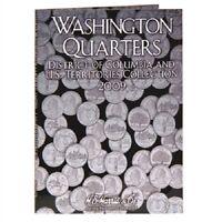 1999-2008 NEW   #0799 STATEHOOD QUARTERS  P /& D 2 FOLDER SET BY H.E.HARRIS