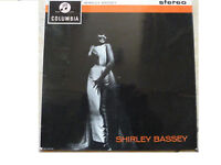 SHIRLEY BASSEY * SELF TITLED STEREOPHONIC LP * COLUMBIA SCX 3419 PLAYS GREAT