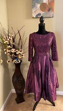 Jessica Howard Womens Purple Dress 6 $119+ Tax
