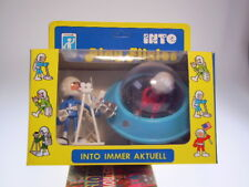 """""""play flixies SPACE UFO"""" into West-Germany, plastic, 1975, quasi NUOVO/NEW/neufn BOX"""