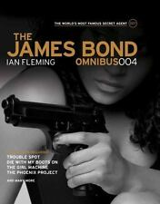 James Bond Omnibus Ser.: The James Bond Omnibus 004 by Jim Lawrence, Ian Fleming and Yaroslav Horak (2012, Trade Paperback, Combined Volume)