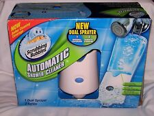 Scrubbing Bubbles Bathroom Cleaner Automatic Shower Cleaner KIT w/ 2 solutions