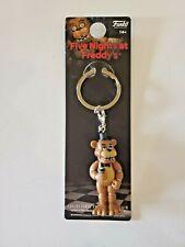 Freddy Funko Five Nights At Freddys Key Chain Figural  Keys Backpack  NEW