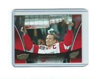 rare STEVE YZERMAN detroit red wings ud CUP CELEBRATIONS