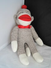 Seasons of Cannon Falls Sock Monkey