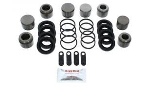 FORD FOCUS RS 2002-2004 FRONT L & R Brake Caliper Repair Kit +Pistons (BRKP396)
