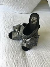 Kurt Geiger shoes size 5. Worn once indoors. RRP £90.