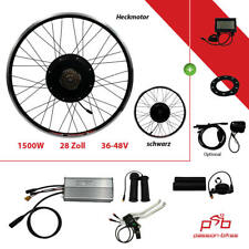 "e-Bike/Pedelec Kit di Conversione ~1500 W Coda Motore 28/29 "" ~Shimano~ Display"