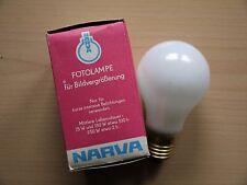 Narva Fotolampe für Bildvergrößerung 150W 220V E27