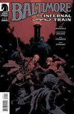 Baltimore Infernal Train #1 (of 3) Comic Book 2013 - Dark Horse