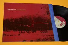 PAUL ROLAND LP DANSE MACABRE 1°ST ORIG UK 1987 EX+ CON INNER TESTI TOP