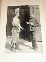 1898 Army Maniscalco Fabbro Strumenti Smithyr