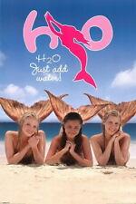 "015 H2O Just Add Water - Season 2 3 Beauty Girl Hot USA TV 14""x21"" Poster"