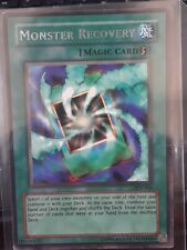 Monster Recovery PSV-066 MP-LP Yugioh Card