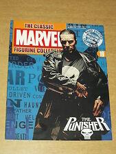 CLASSIC MARVEL FIGURINE COLLECTION #19 PUNISHER UK MAGAZINE~
