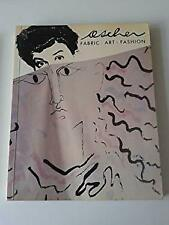 Ascher : Fabric, Art, Fashion by Mendes, Valerie D.
