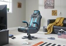 X-Rocker Genesis Official Licensed PlayStation Gaming Chair - Blue - OE102