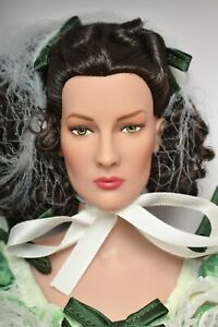 """Scarlett O'Hara BBQ 16"""" Dressed Doll Tonner NRFB BRAND NEW Gone With The Wind"""