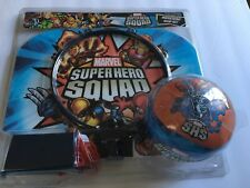 Marvel Superhero squad Super Hero Hoop set
